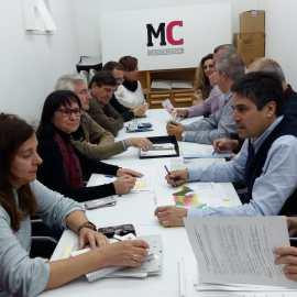 MC avanza en su programa de Gobierno 2019 – 2023 consensuando con los representantes de las Juntas Vecinales las prioridades en barrios y diputaciones