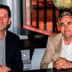 Antonio García traslada a Pleamar que las necesidades de San Javier serán escuchadas en la Asamblea Regional