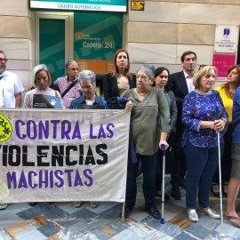 MC corregirá con su Programa de Gobierno las lagunas de Castejón en la lucha contra la violencia de género