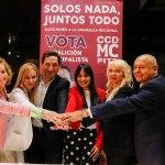 Antonio García afirma en Murcia que Coalición Municipalista impulsará un reparto presupuestario equilibrado y el respeto a la singularidad de los municipios de la Región