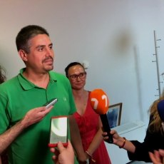 MC recuerda a Diego Conesa que lo que sobra es la coalición PP, PSOE y C's, sólo sustentada por la corrupción