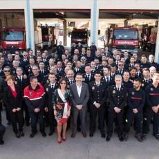 MC solicitará 30 nuevas plazas de bomberos ante la crítica situación del servicio