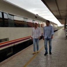 Cartagena, con el silencio 'culpable' de La Trinca, es la única gran ciudad española sin conexión ferroviaria