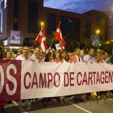 La falta de transparencia del Gobierno regional coincide con la turbidez del Mar Menor