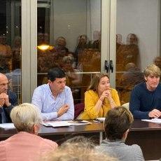 El Pleno de la Junta Vecinal de La Palma respalda la iniciativa de MC Cartagena para exigir más efectivos y medios que incrementen la seguridad en la localidad