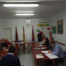MC llevará al Pleno municipal el acuerdo alcanzado ayer en La Aljorra para promover soluciones ante la inseguridad ciudadana de esta diputación