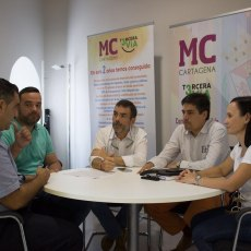 MC propone crear el programa 'Cartagena Segura', con medidas sanitarias y de seguridad que ayuden a la concienciación