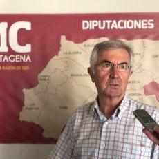 López Miras presume de gestión socio-sanitaria mientras aumentan los dependientes fallecidos en lista de espera y casi 2.000 cartageneros siguen sin recibir su ayuda