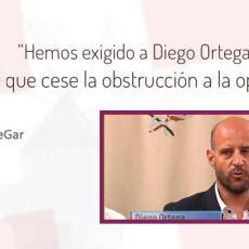 Ortega (PP) oculta a MC desde hace ocho meses los contratos menores de su concejalía en 2019