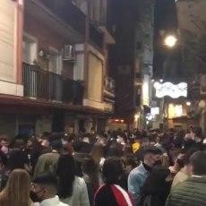 MC exige responsabilidad al Gobierno para incrementar la presencia policial y evitar las temidas aglomeraciones