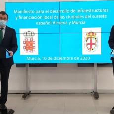 MC exige al Gobierno local que aclare si apoya el plan de Ballesta para aislar a Cartagena
