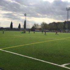 MC Cartagena buscará el compromiso del Gobierno para instalar vestuarios en el campo de fútbol de La Palma