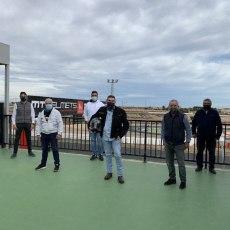 MC pide apoyo institucional para el Circuito de Velocidad de Cartagena y descarta su cierre