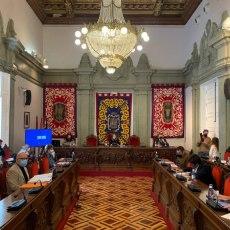 El Gobierno local 'impone' un presupuesto en contra de la sociedad civil y los sindicatos