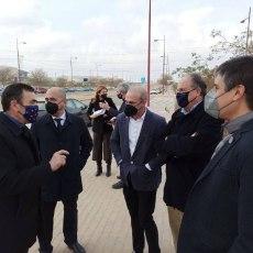 MC reclama la firma del convenio con el SEPES para el desarrollo de la ZAL de Los Camachos