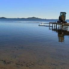 La Fiscalía denuncia la tomadura de pelo del PP con la contaminación del Mar Menor