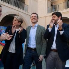 El PP convoca un Congreso de tránsfugas en Cartagena con N. Arroyo de protagonista