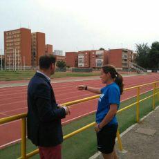 MC defenderá hacer compatible el uso público de la pista municipal de atletismo con el convenio suscrito con una entidad privada
