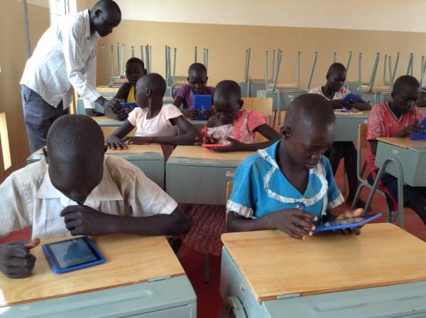 Tablet Usage 1 Mccarthey Dressman Education Foundation