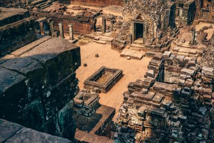 aerial-view-ancient-archaeology-678634