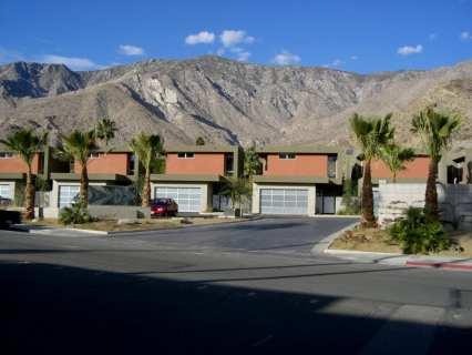 MCD - Palm Springs Entrance