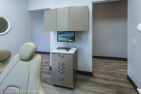 Dental Cabinets installation at Malton Dental in