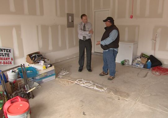 McClain Home Inspections - Foundations