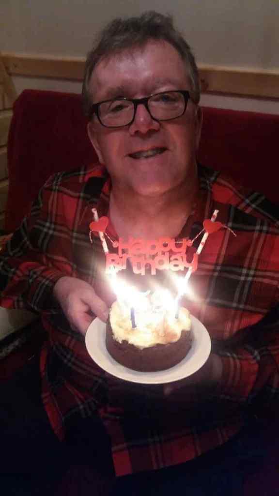 Dave's birthday 2017