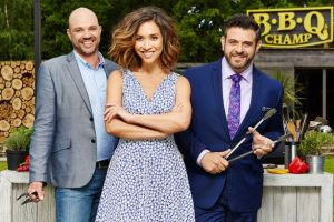 BBQ Champ hosts. Photo ITV.com