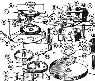 Silvertone 7085 Wire Recorder