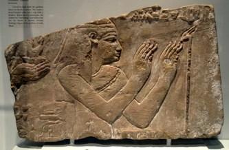 Goddess, Sandstone, Ptolemaic Period (ca. 332–30 BC).