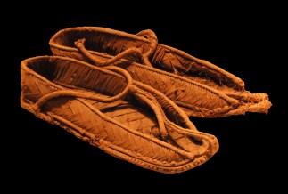 Sandals, Plant Fiber, Ptolemaic (?) Period (332–30 BC).
