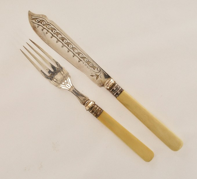 Fish Fork and Knife