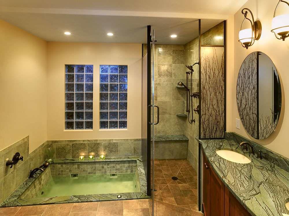 Walk-In Shower Design Ideas