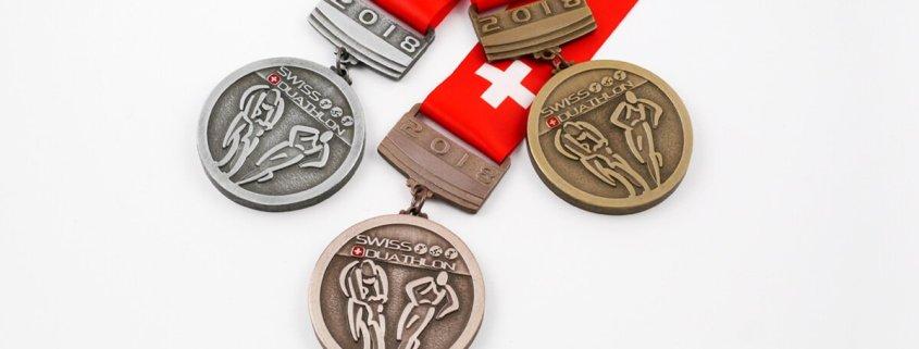 Dwuczęściowe medale sportowe - rozwiązanie MCC Medale