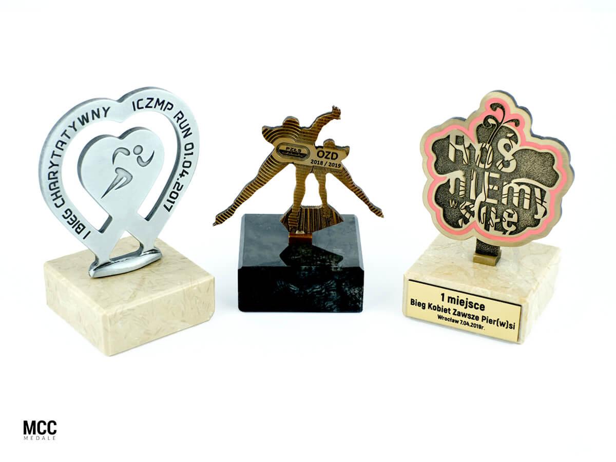 Statuetki z własnym wzorem w MCC Medale