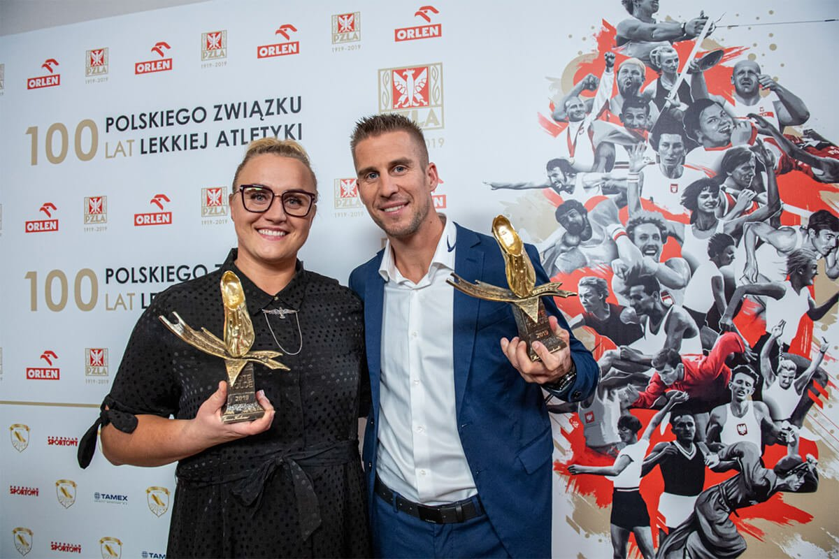 Joanna Fiodorow i Marcin Lewandowski