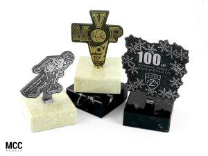Statuetki na zawody sportowe
