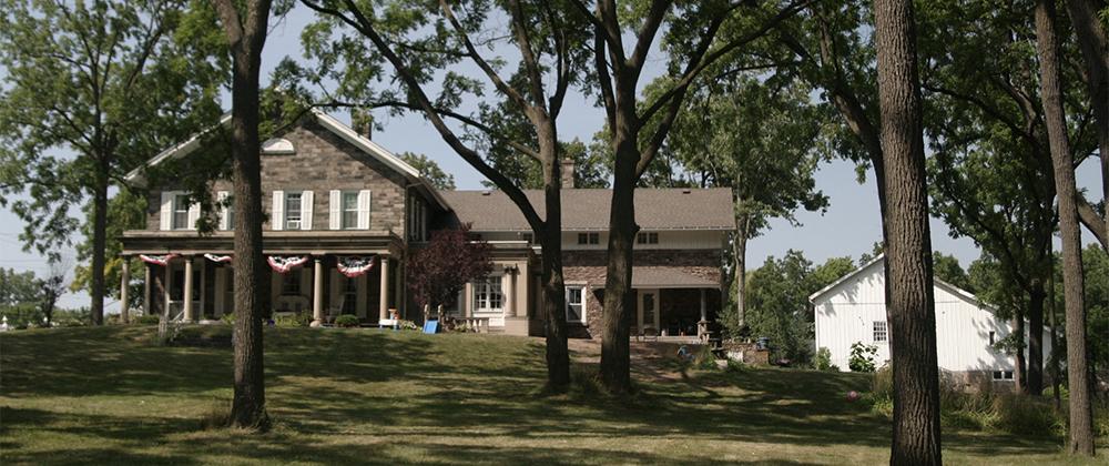 McCollum Orchards & Gardens house