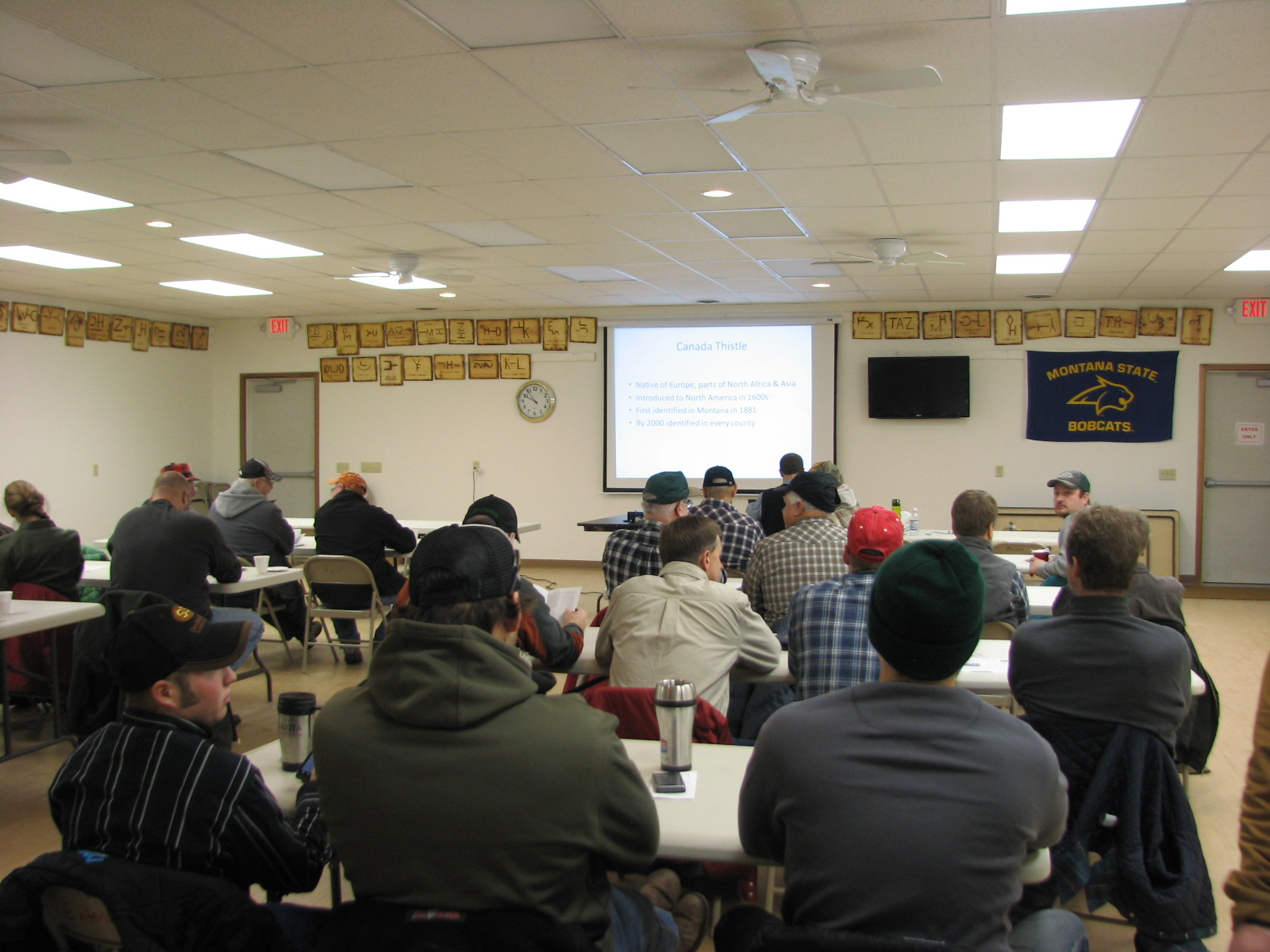 Montana mccone county brockway - 2014 1 February 12 Soil Health Workshop Mccone County Conservation District