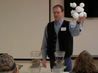 Mark Henning & soil model