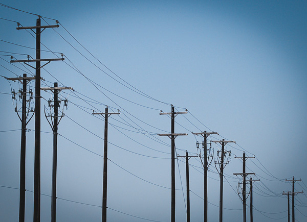 The Power Line Neutral Of The Power Distribution Line Is