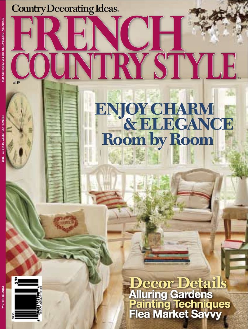 French Country Style - McCormick Interiors