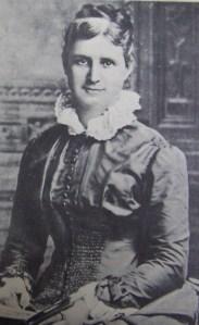Nettie McCormick in 1880