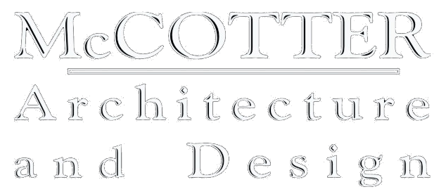 McCotter Architecture Logo