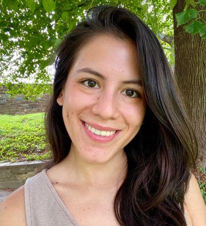 Clinician intern, Connie Gago