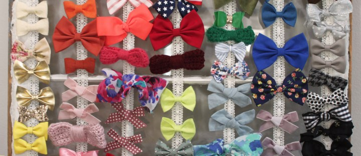 Hair Bow Organization