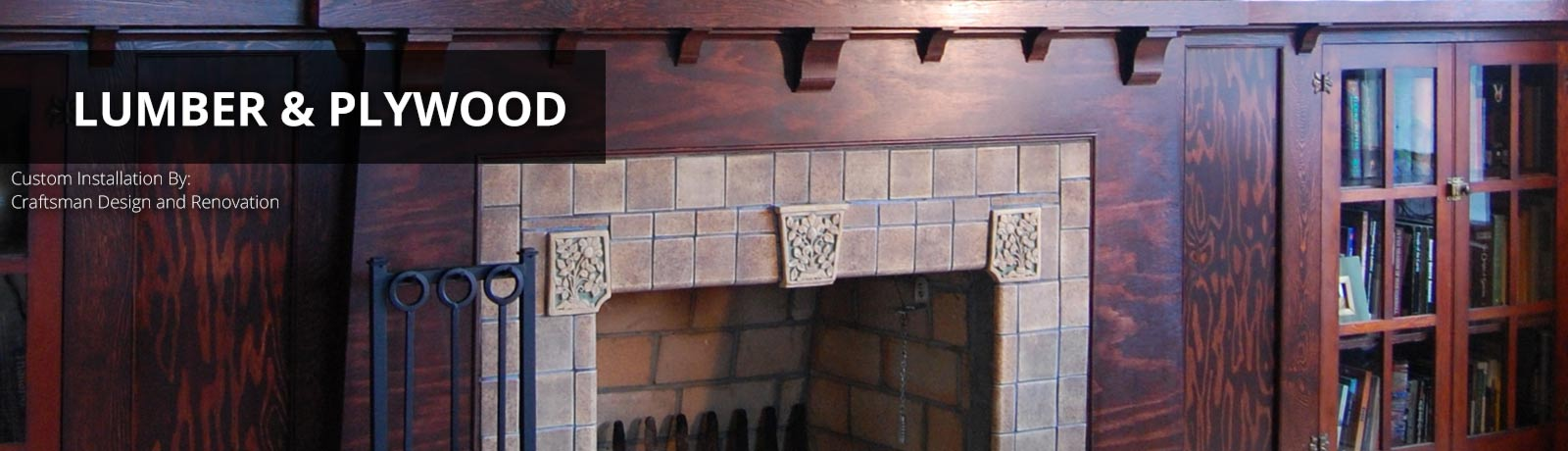 Columns Fireplace Mantel