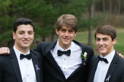 Nobles Prom 2016 with Emre and Reg