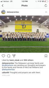 Delaware lax